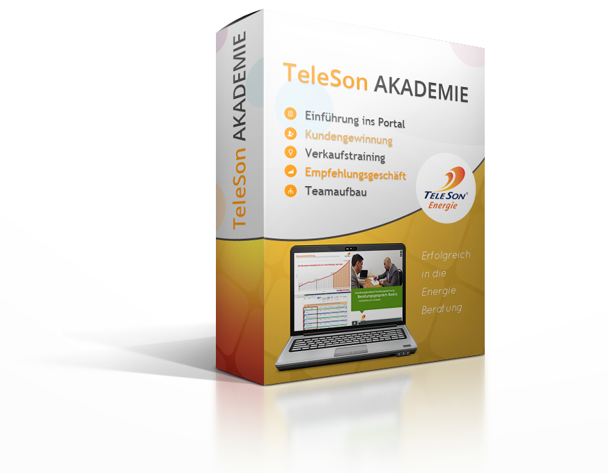 TeleSon Akademie - 3D Box